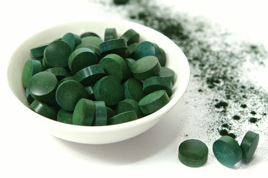 Jakie zastosowanie posiada alga chlorella?