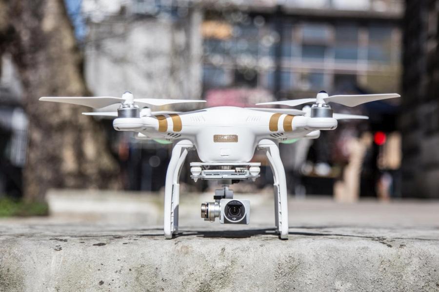 Techniki fotografii – dron i jego rola specjalna
