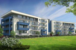 nowe mieszkania od SM Salwator - Nowa Huta