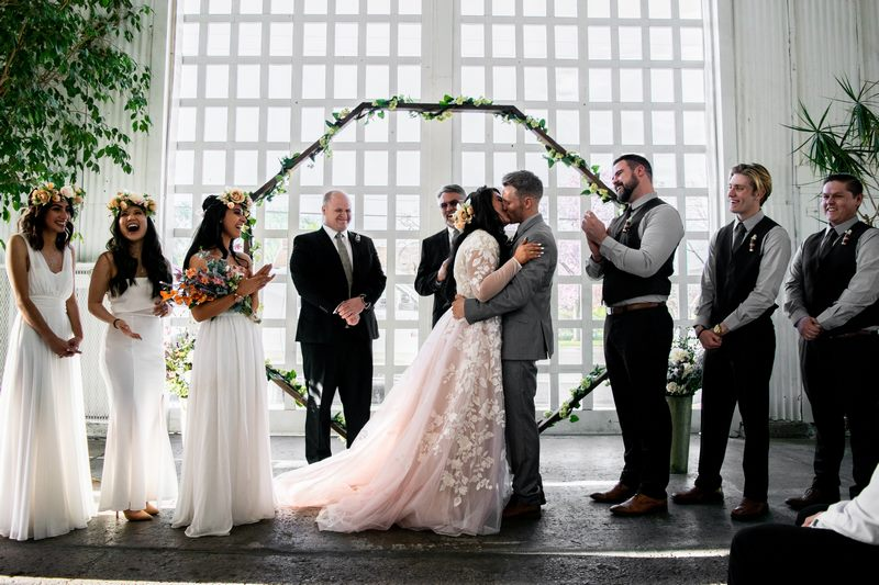 Suknie ślubne boho – dla kogo?